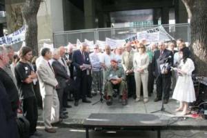 El Coronel Verna expresa el apoyo de UPMAC